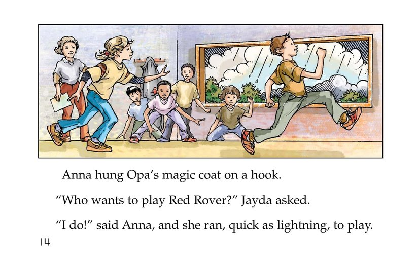 Book Preview For Anna and the Magic Coat Page 14