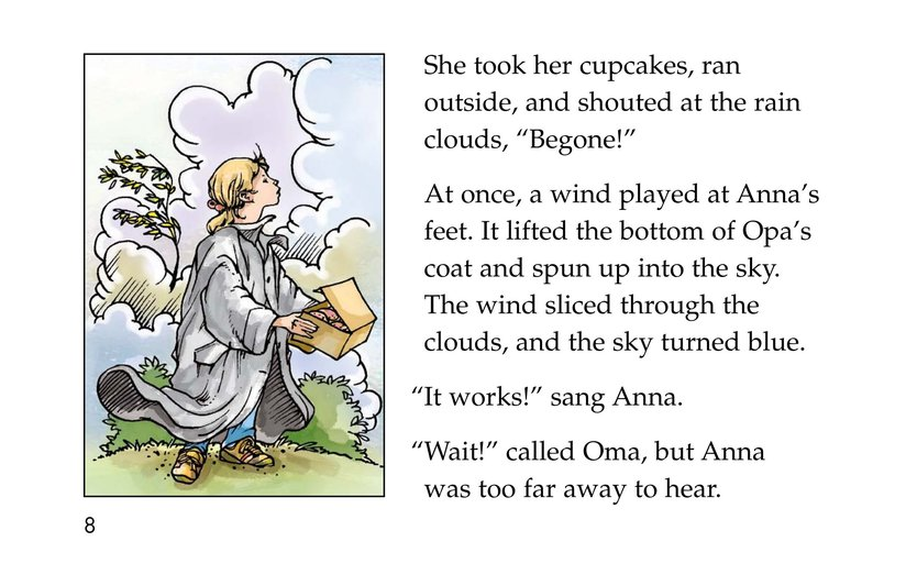 Book Preview For Anna and the Magic Coat Page 8
