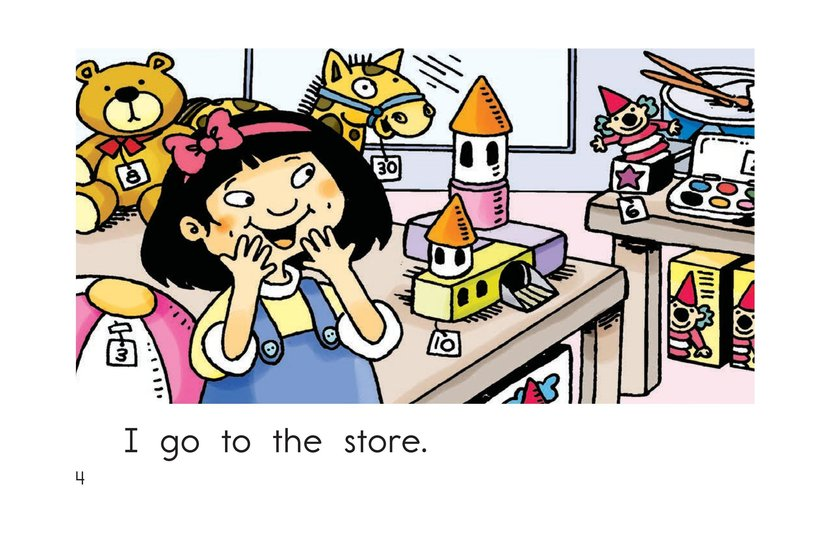 Book Preview For I Go Page 4