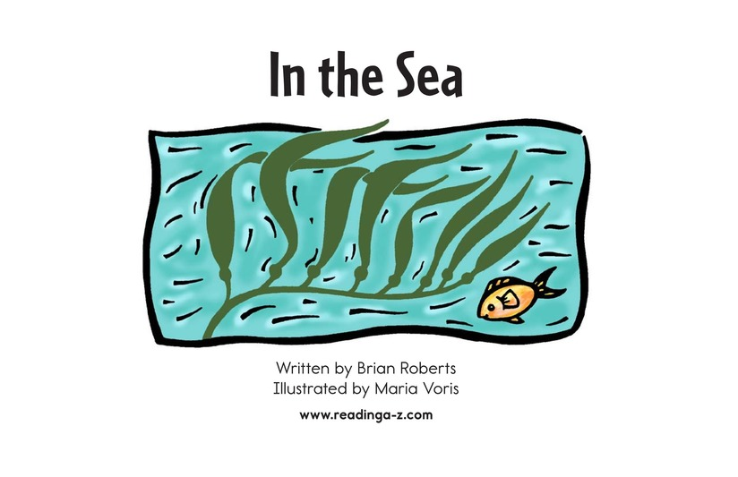 Book Preview For In the Sea Page 2