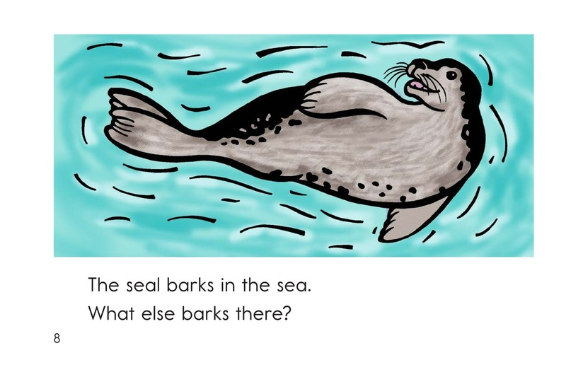 Book Preview For In the Sea Page 8