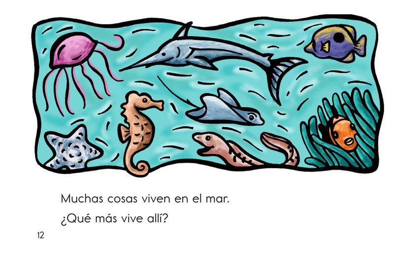 Book Preview For In the Sea Page 12