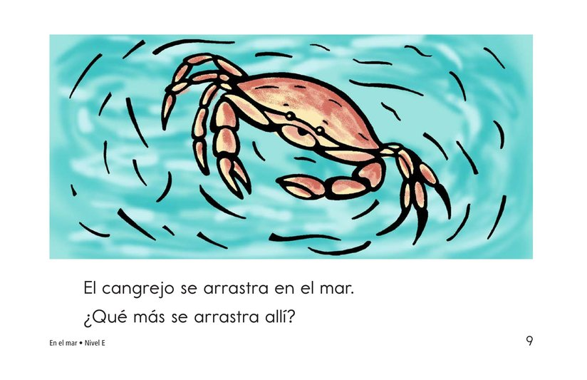 Book Preview For In the Sea Page 9