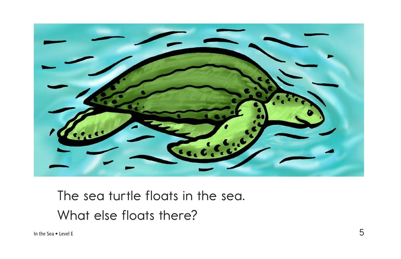Book Preview For In the Sea Page 5