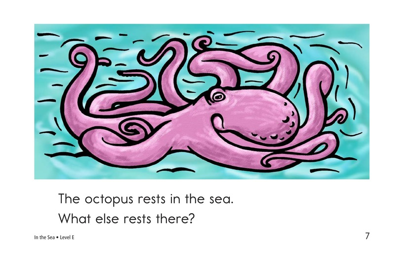 Book Preview For In the Sea Page 7