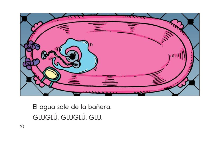 Book Preview For Bath Time Page 10