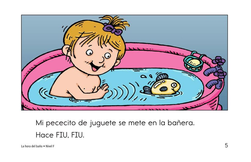 Book Preview For Bath Time Page 5