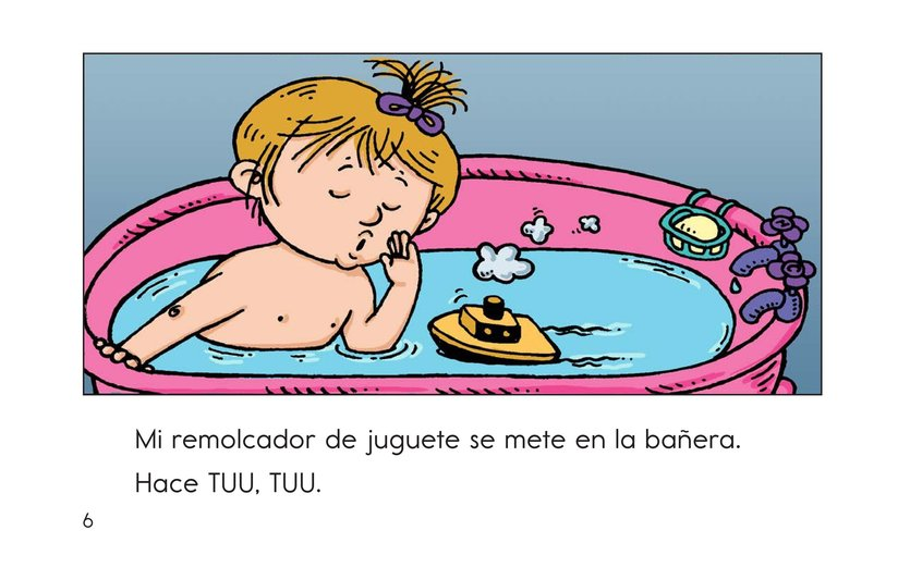 Book Preview For Bath Time Page 6