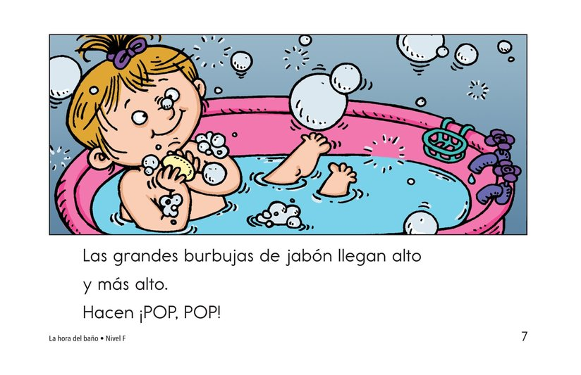 Book Preview For Bath Time Page 7
