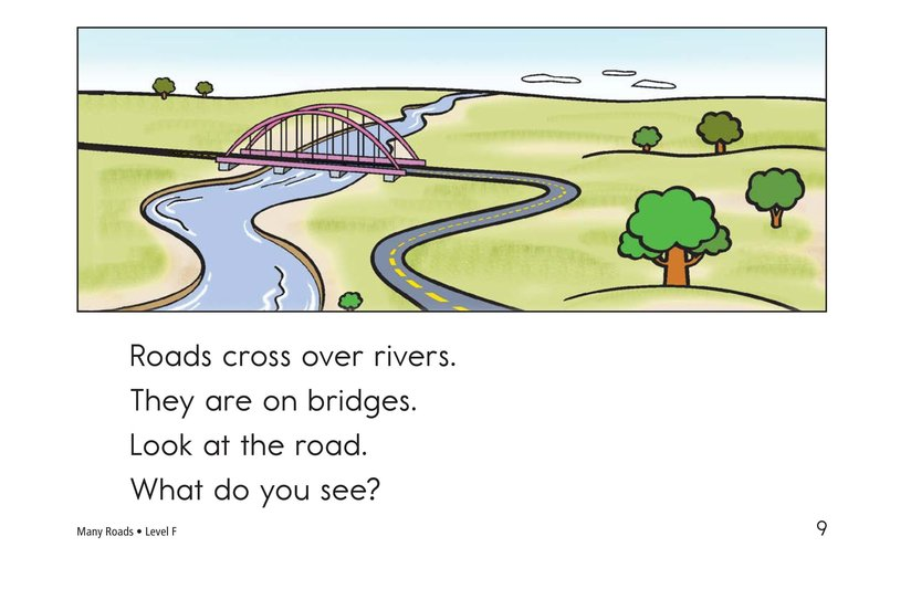 Book Preview For Many Roads Page 9