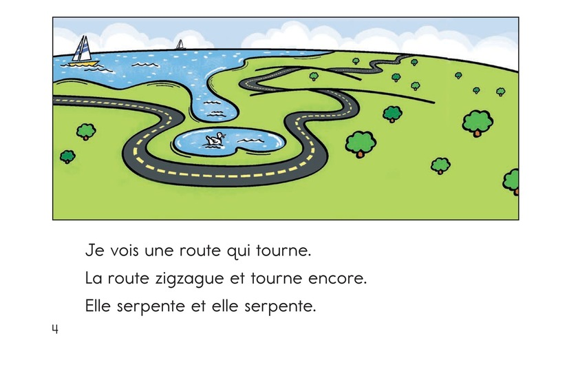 Book Preview For Many Roads Page 4