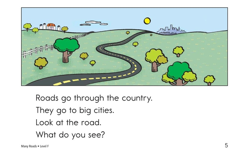 Book Preview For Many Roads Page 5