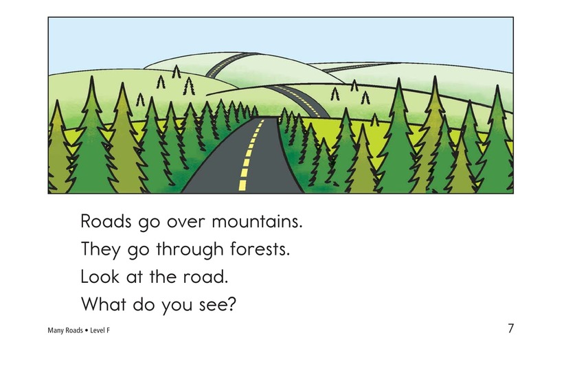 Book Preview For Many Roads Page 7