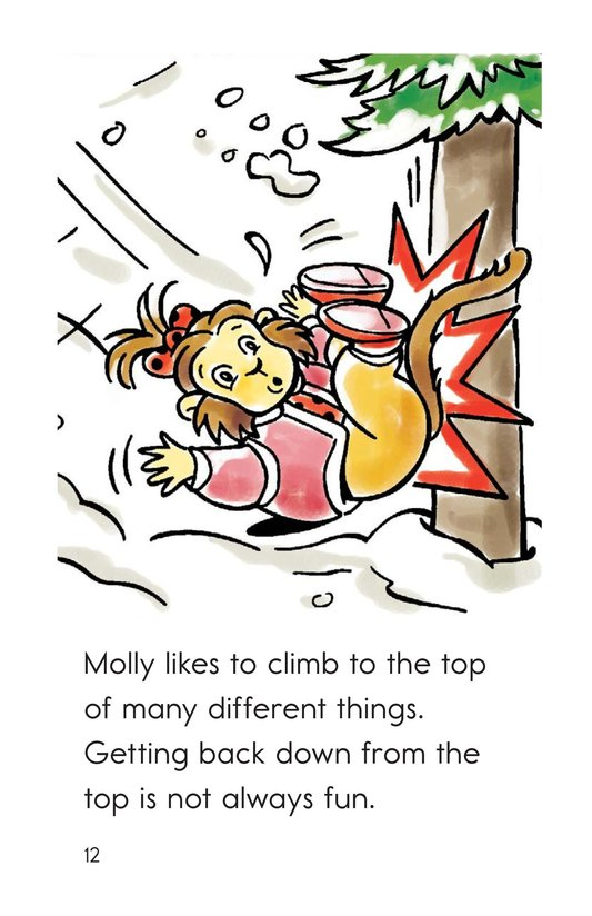 Book Preview For Monkey to the Top Page 12