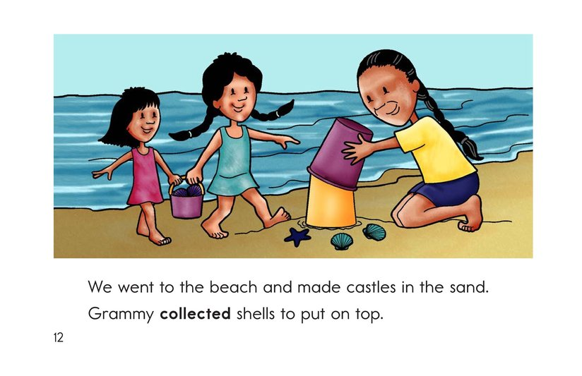 Book Preview For On Vacation Page 12