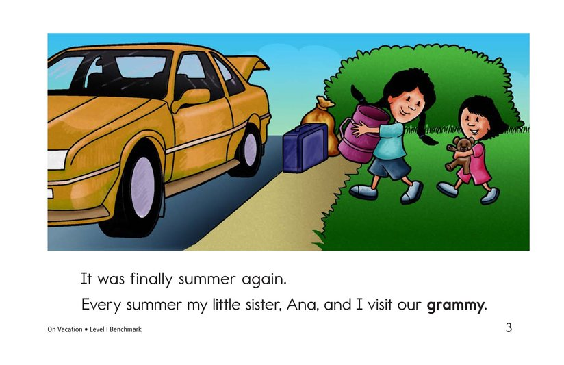 Book Preview For On Vacation Page 3