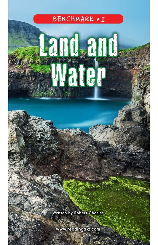 Book Preview For Land and Water Page 1