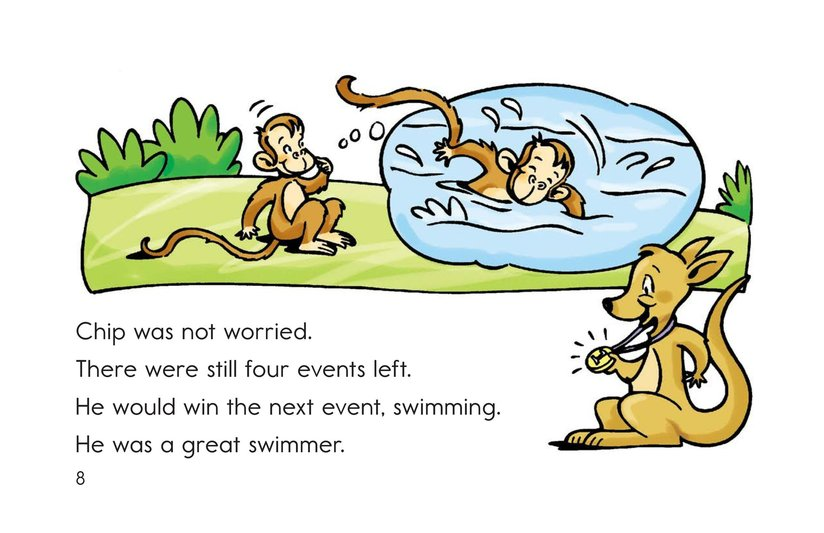 Book Preview For Animal Games Page 8