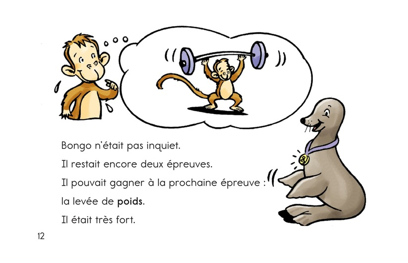 Book Preview For Animal Games Page 12