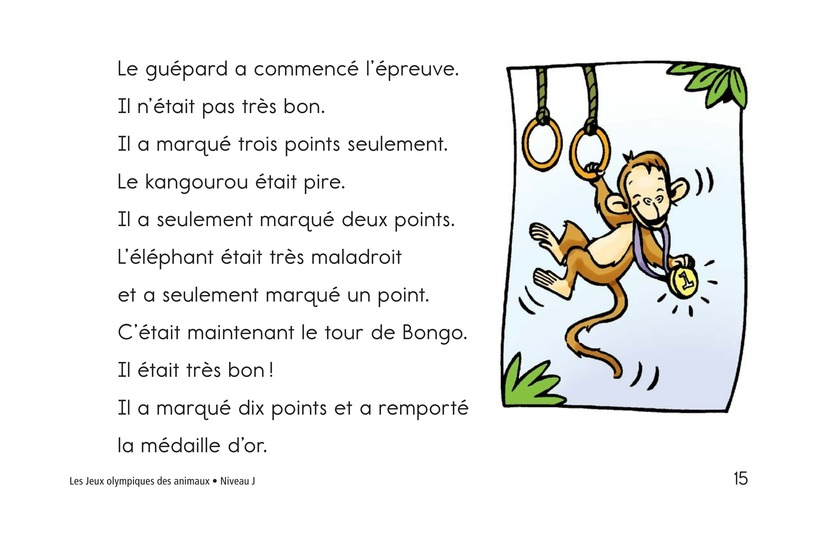Book Preview For Animal Games Page 15
