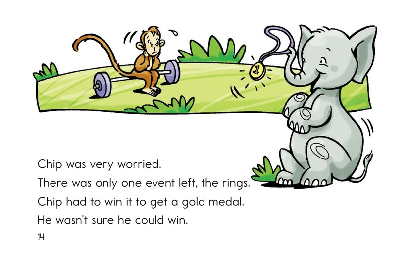 Book Preview For Animal Games Page 14