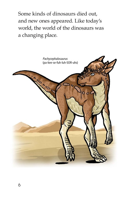 Book Preview For Dinosaurs Page 6
