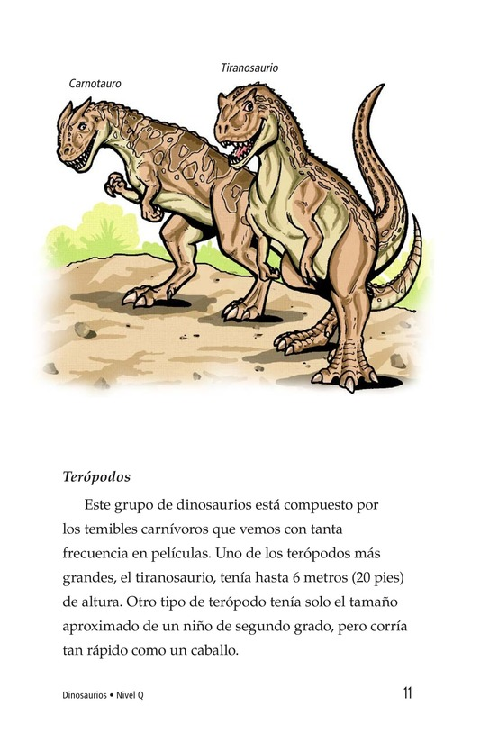 Book Preview For Dinosaurs Page 11