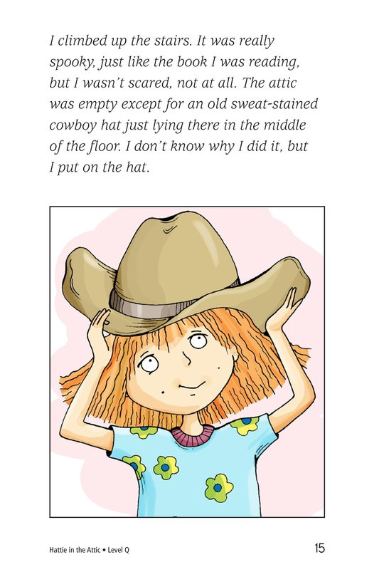 Book Preview For Hattie in the Attic Page 15