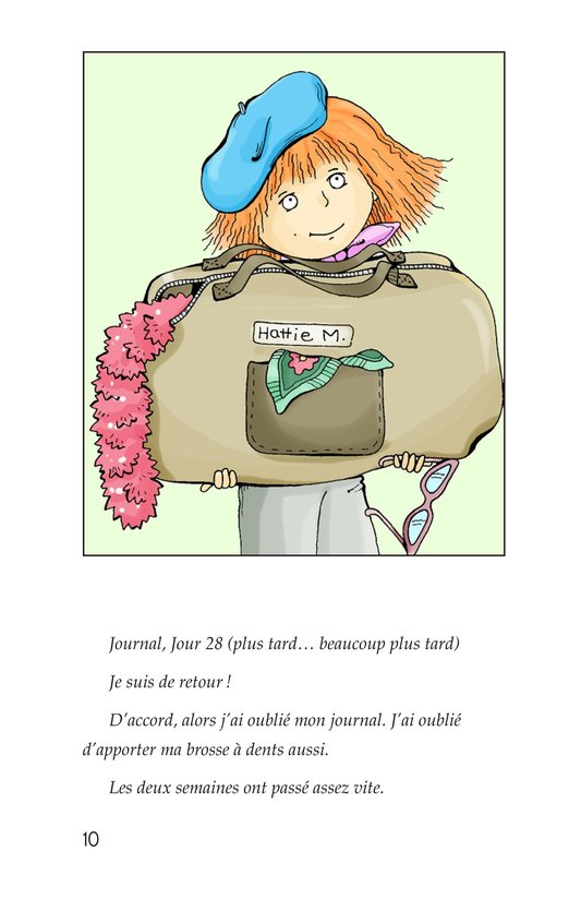 Book Preview For Hattie in the Attic Page 10