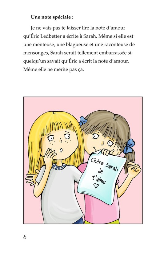 Book Preview For Hattie in the Attic Page 6