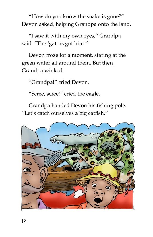 Book Preview For On Eagle River Page 12