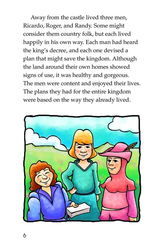 Book Preview For The Three-R Plan Page 6