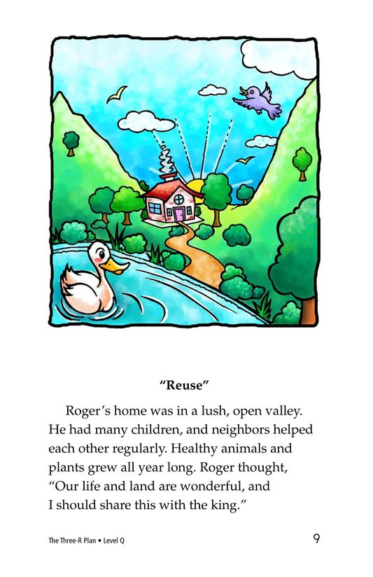 Book Preview For The Three-R Plan Page 9