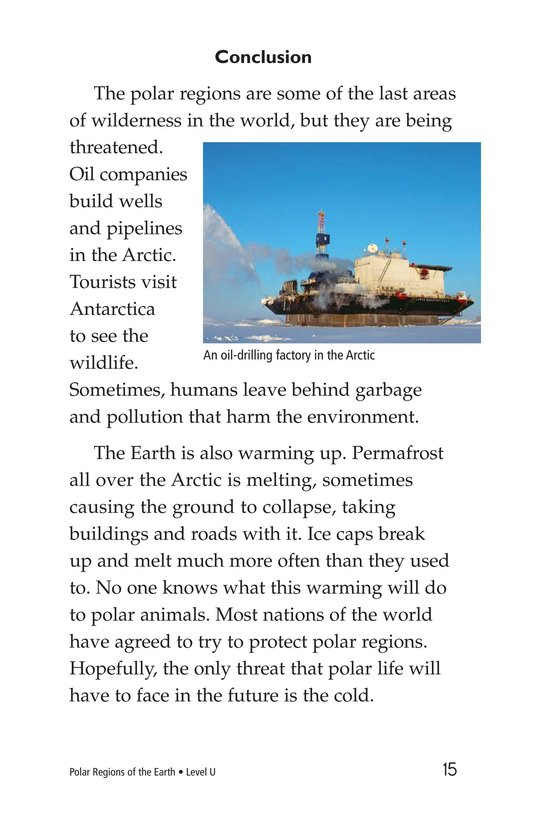 Book Preview For Polar Regions of the Earth Page 15