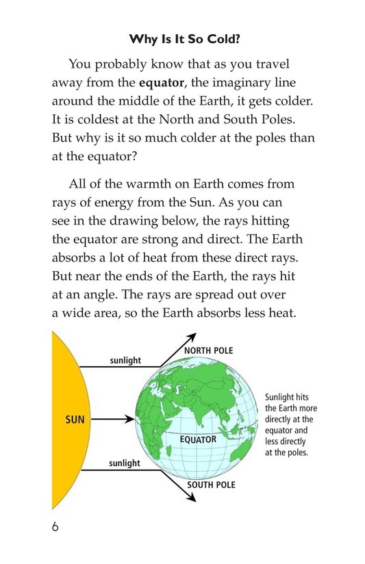 Book Preview For Polar Regions of the Earth Page 6