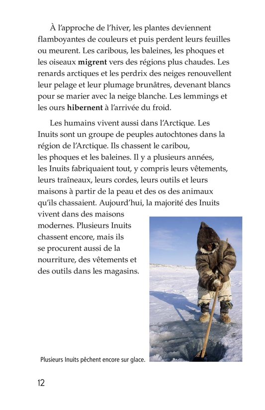 Book Preview For Polar Regions of the Earth Page 12