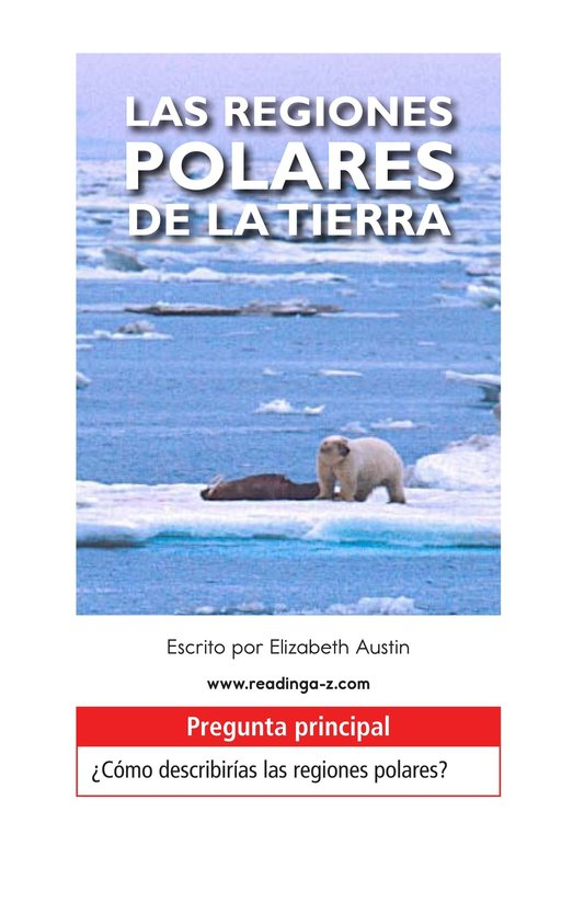 Book Preview For Polar Regions of the Earth Page 1