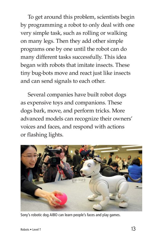 Book Preview For Robots Page 13
