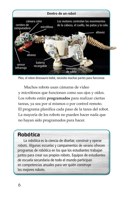 Book Preview For Robots Page 6