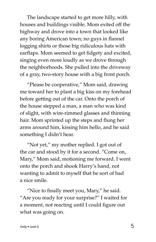 Book Preview For Emily Page 5