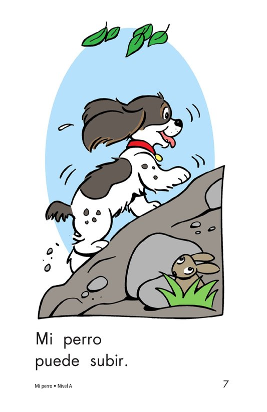 Book Preview For My Dog Page 7