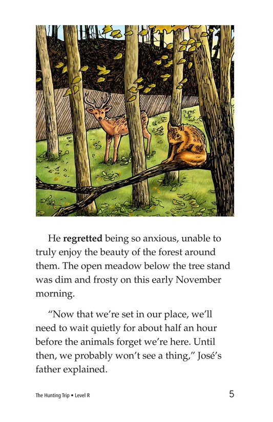 Book Preview For The Hunting Trip Page 5