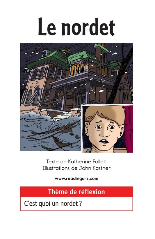 Book Preview For The Nor'easter Page 1