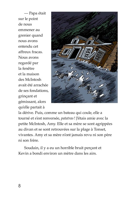 Book Preview For The Nor'easter Page 8