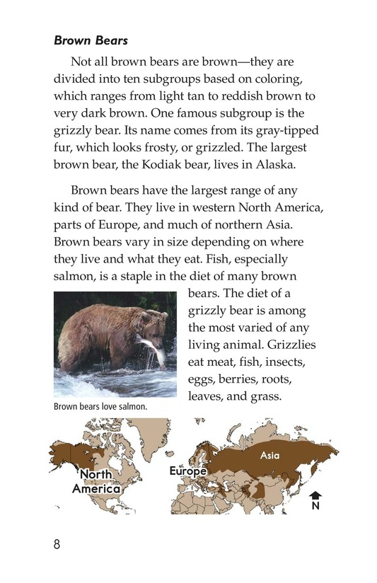 Book Preview For Bears Page 8