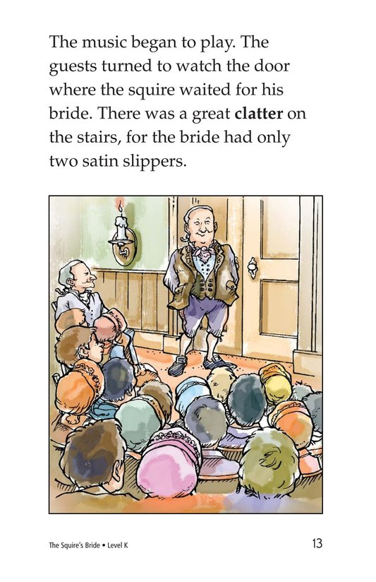 Book Preview For The Squire's Bride Page 13