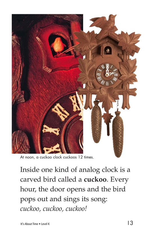Book Preview For It's About Time Page 13