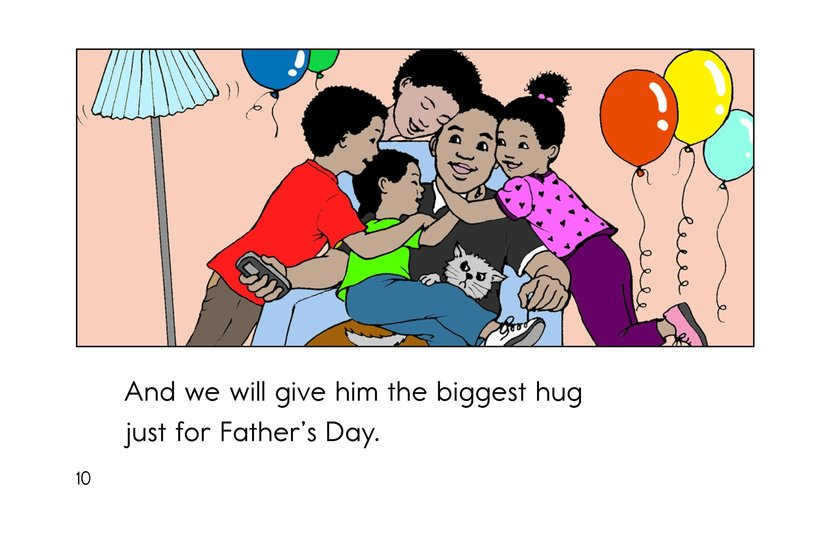 Book Preview For Nothing for Father's Day Page 10