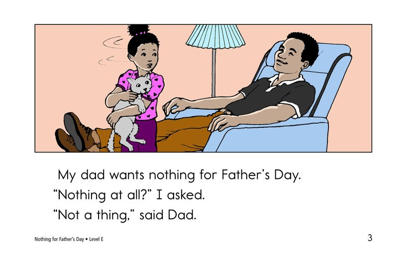 Book Preview For Nothing for Father's Day Page 3