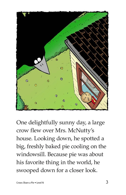 Book Preview For Crows Share a Pie Page 3